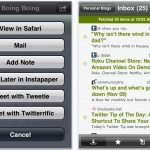 iPhone Apps I Love: Newsie