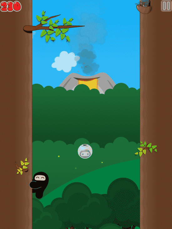 Ninjatown Trees of Doom HD