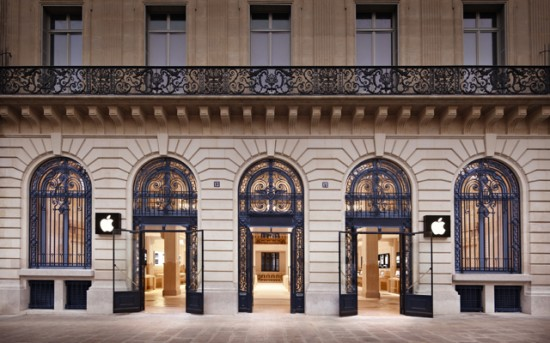 Apple Store: Opera, Paris