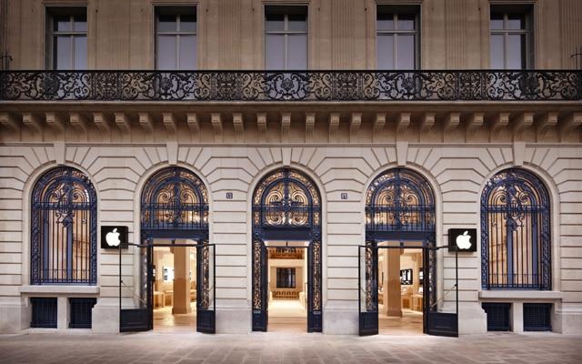 Apple Store: Opera, Paris