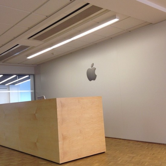 Apple Norway - Oslo [Image credit]
