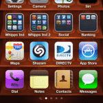 An App Bookshelf