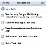 "Google Ads ""Mobile Task"" Web App for iPhone/Android"