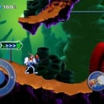 Earthworm Jim on the iPhone