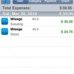 Tax Time Tips: XpenseTracker for iPhone