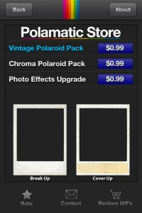 Unlockable content packs for Polamatic