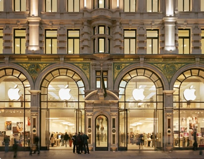 Apple Store: Regent Street, London