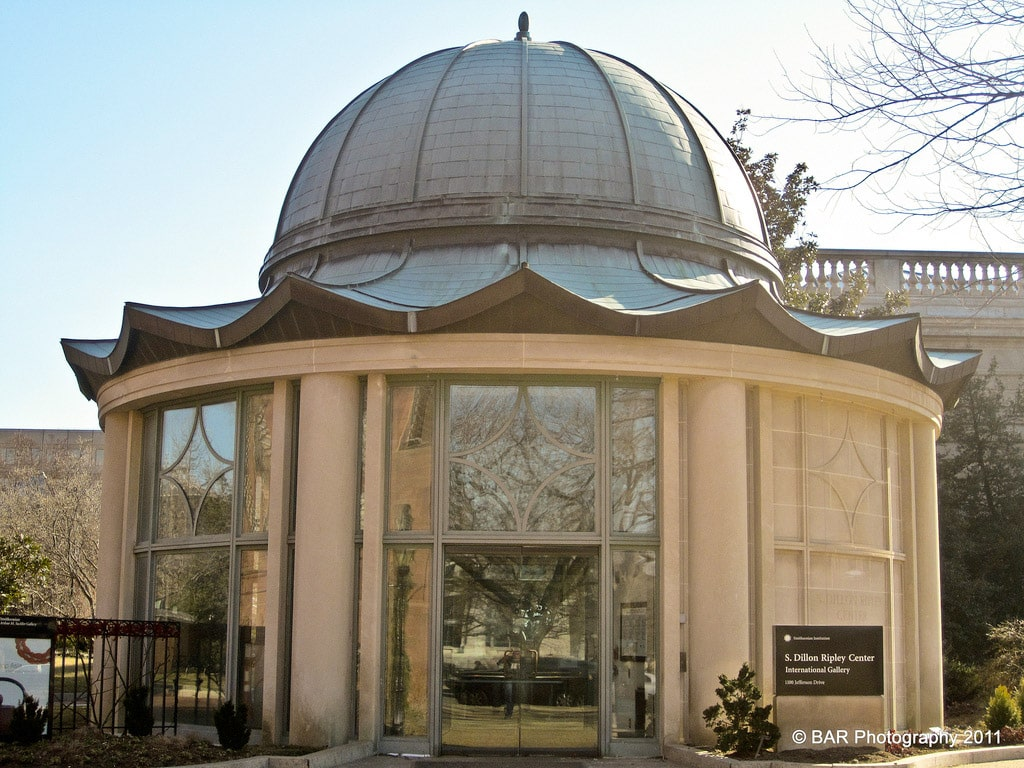 The Smithsonian's Ripley Center