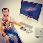 Even Toys Love Apple