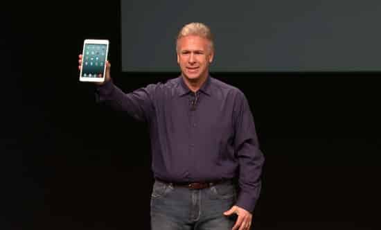 Phil Schiller introduces the iPad Mini