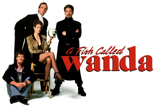 "iTunes .99 cent rental - ""A Fish Called Wanda"""