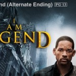 "Alternate version of ""I AM Legend"" in iTunes - is this the future of ""special features""?"