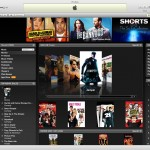 Movies make their way to the iTunes Australia & New Zealand Stores