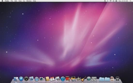 Mac Desktop Screenshot