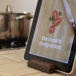 Keeping it Simple: Wooden iPad Stands