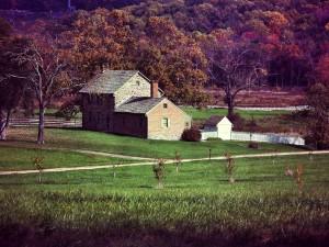 Gettysburg Farm: After