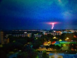 Lightning: After