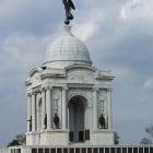 Gettysburg Monument: Before