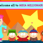 South Park Mega Millionaire FREE on iPhones