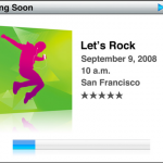 "Apple confirms Sept. 9th Special Event - ""Let's Rock!"""