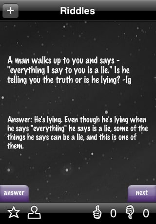 Tell Your Heres Funny Short Riddles And Answers Full
