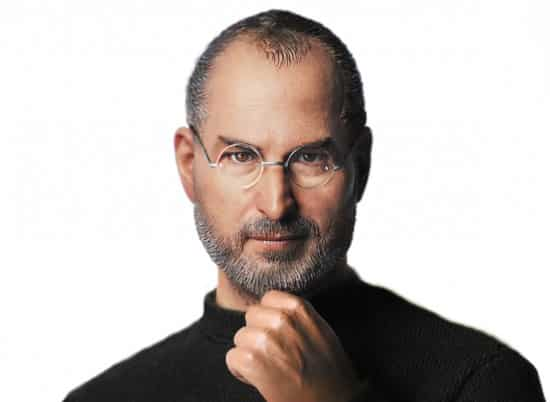 Steve Jobs doll by In Icons