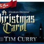 Audiobook Recommendation: A Christmas Carol read by Tim Curry