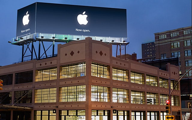Apple Store: West 14th Street, New York