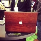 I want this sweet wooden case for my MacBook.