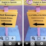 Translate Any Sign, Any Picture With Word Lens For The iPhone